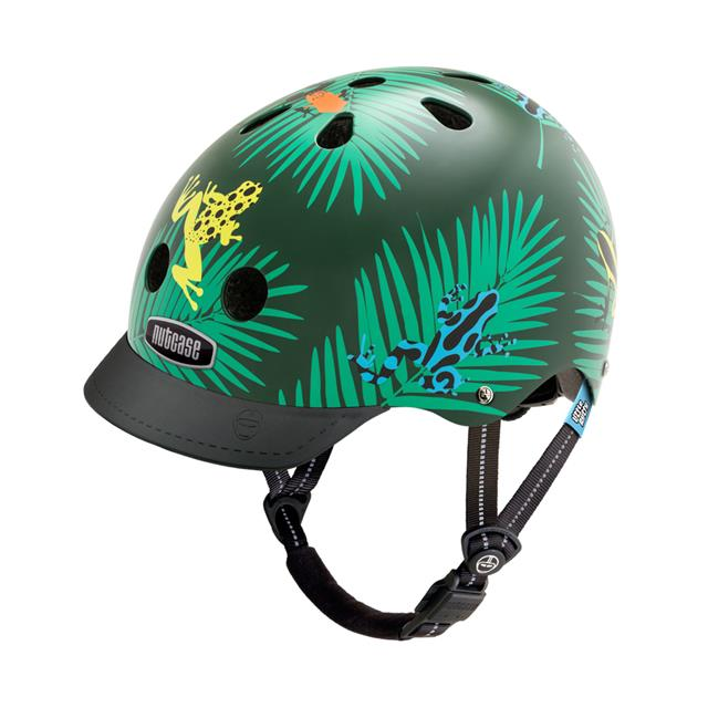 Nutcase Little Nutty Dart Frogs XS Helmet