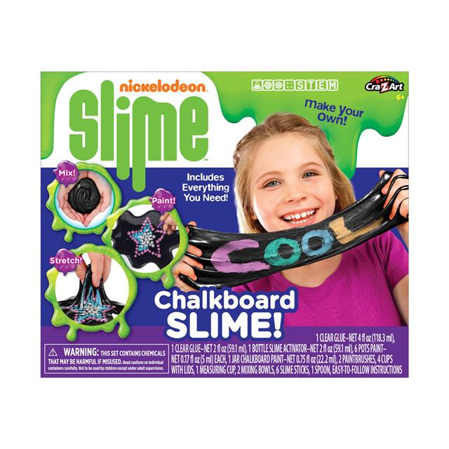 how to make nickelodeon slime with kit