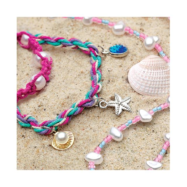 Creativity for Kids Mermaid Tail Jewellery Maker