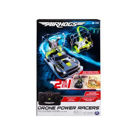 Air Hogs 2 In 1 Drone Power Racers
