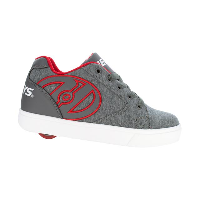 Heelys Vopel Grey Heathered/Red
