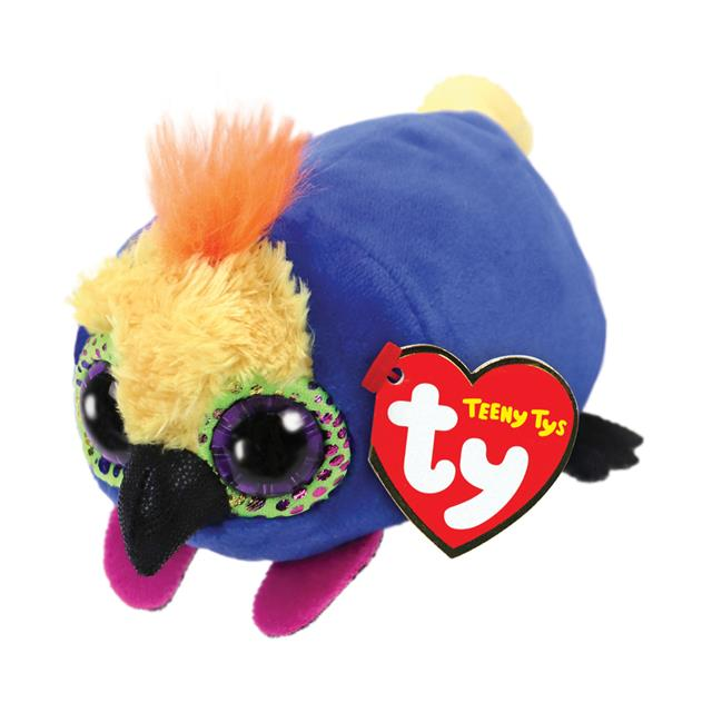 Ty Teeny Tys Diva the Parrot