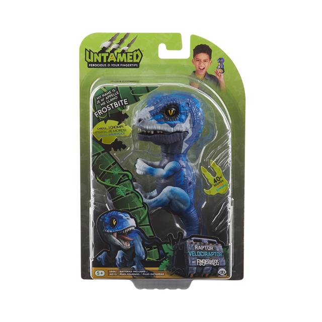 Fingerlings Untamed Baby Velociraptor