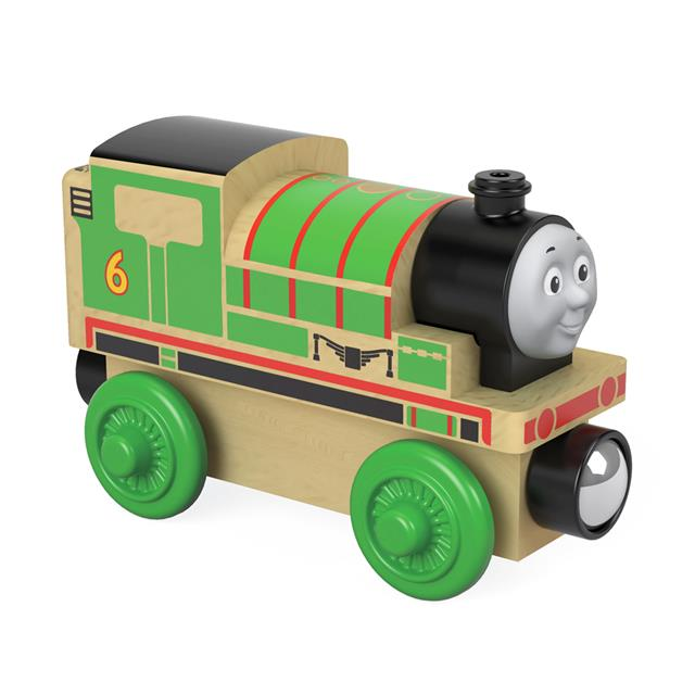 Thomas & Friends Percy Wood Engine