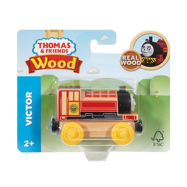 Thomas & Friends Victor Wood Engine