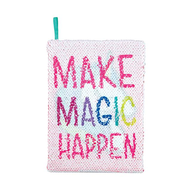 Fashion Angels Sequin Reveal Journal Unicorn/Make Magic