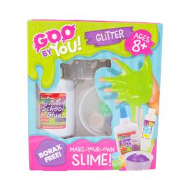 Goo By You Make Your Own Glitter Slime Kit Large