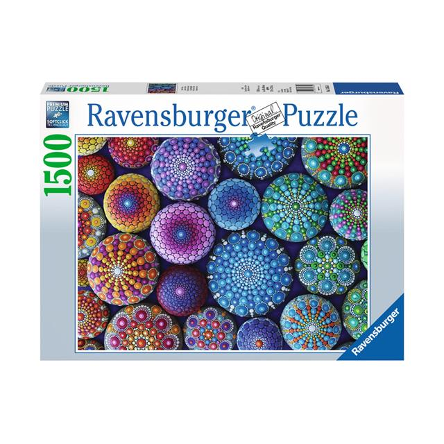 Ravensburger One Dot at a Time 1500pc Puzzle