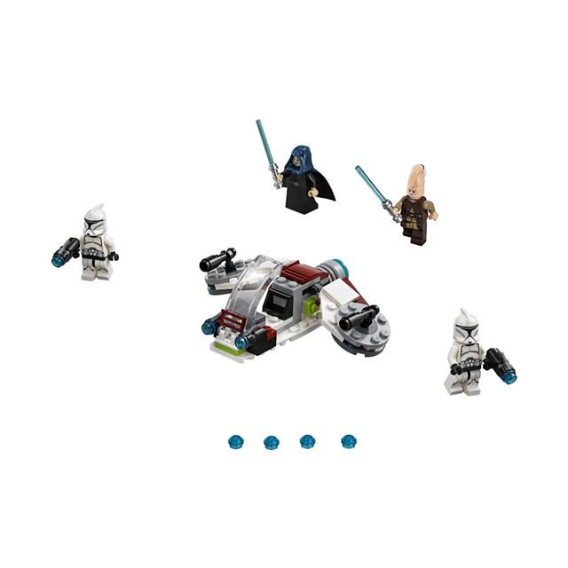 LEGO® Star Wars Jedi™ and Clone Troopers™ Battle Pack