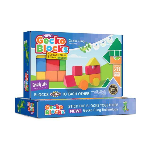 Gecko Blocks Starter Set