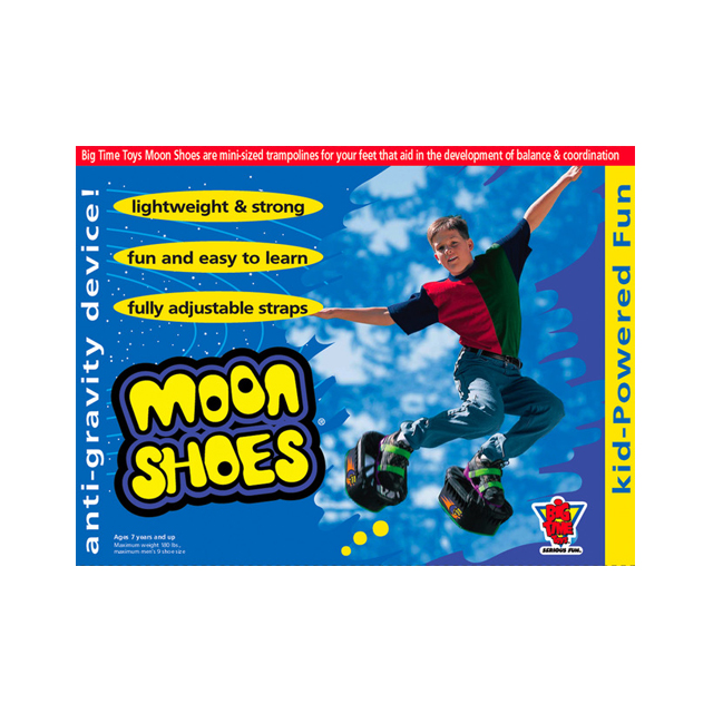 dcf7a5265fbcc7 Moon Shoes. About