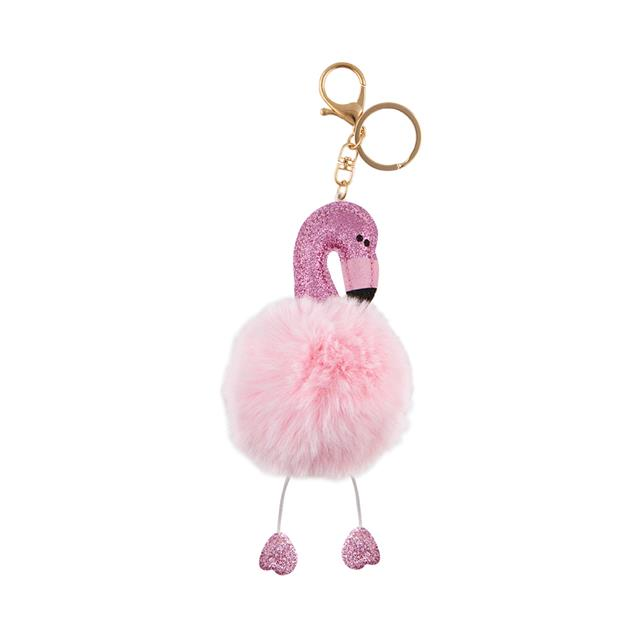 Fashion Angels Flamingo Bag Charm
