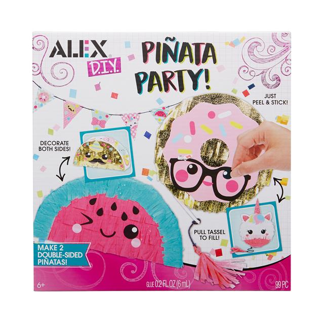 ALEX D.I.Y. Pinata Party!