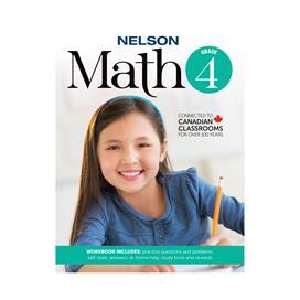 Nelson Math Grade 4 Workbook
