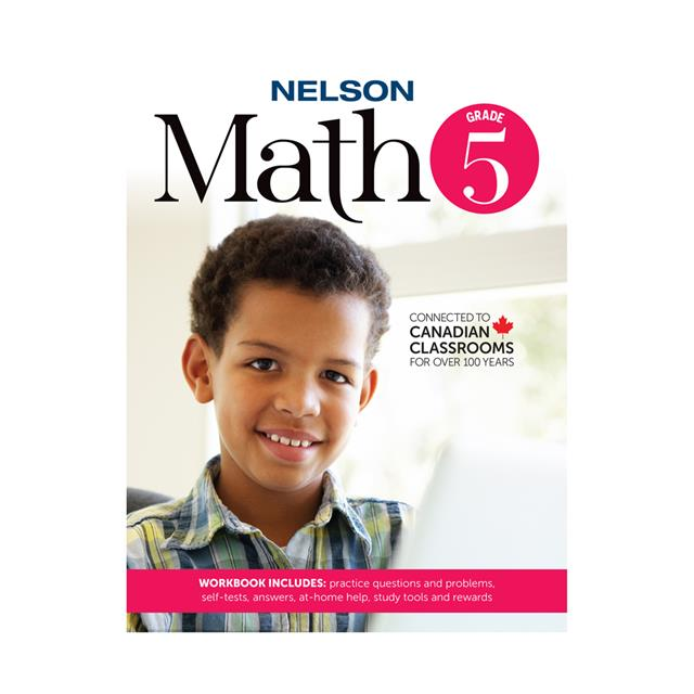 Nelson Math Grade 5 Workbook