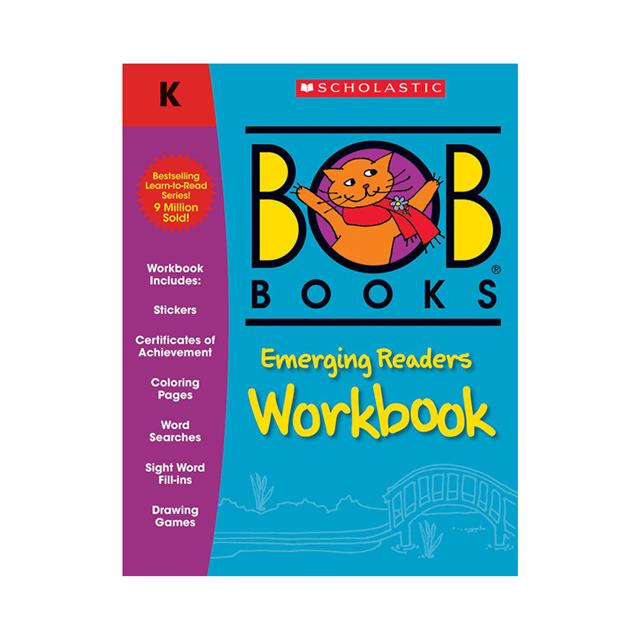 Bob Books: Emerging Readers Workbook K