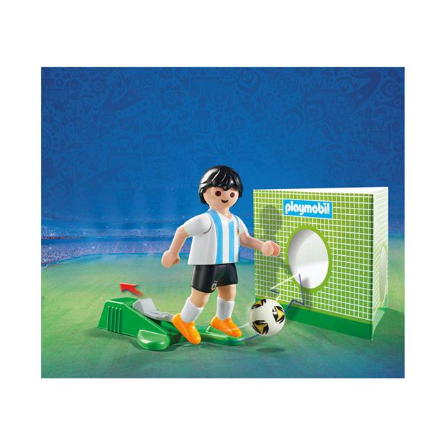 Playmobil FIFA Soccer Player Argentina