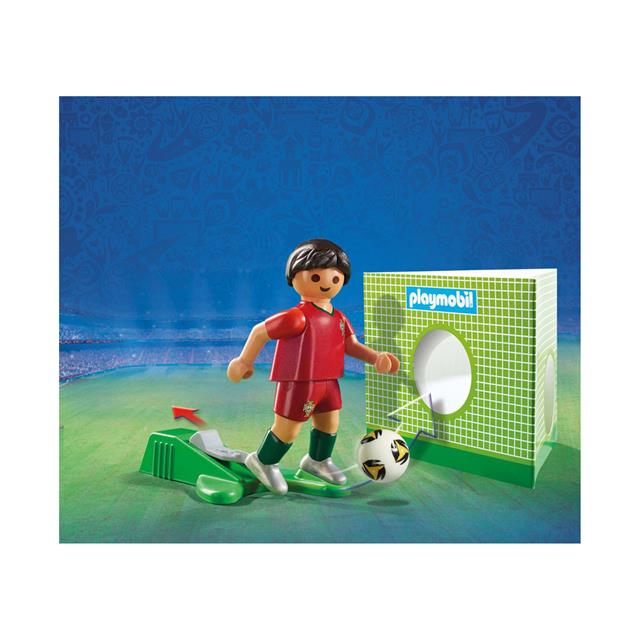 Playmobil FIFA Soccer Player Portugal