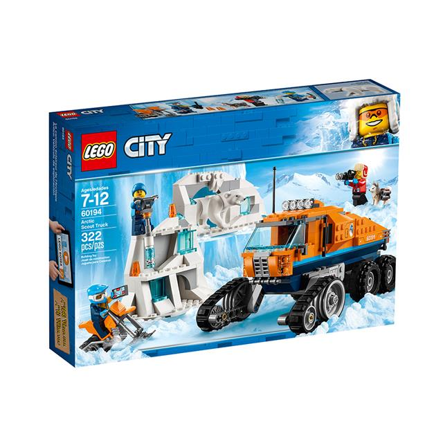 LEGO® City Arctic Scout Truck