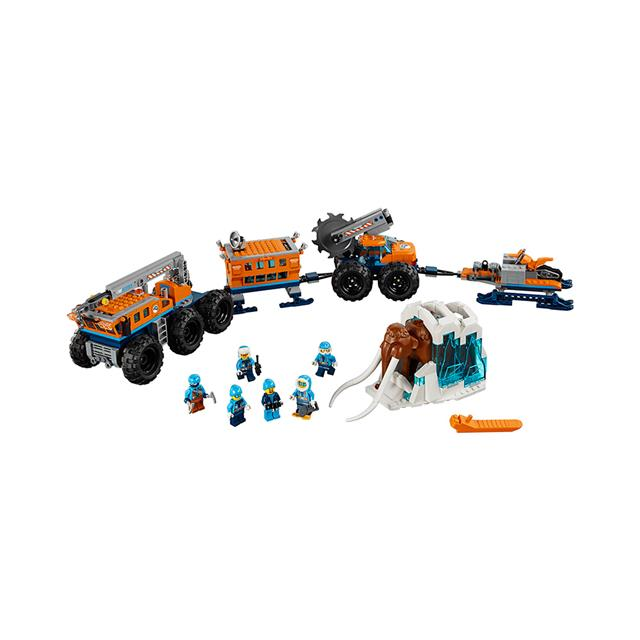 LEGO® City Arctic Mobile Exploration Base