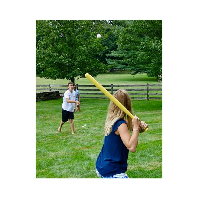 Wiffle Baseball and Bat Set