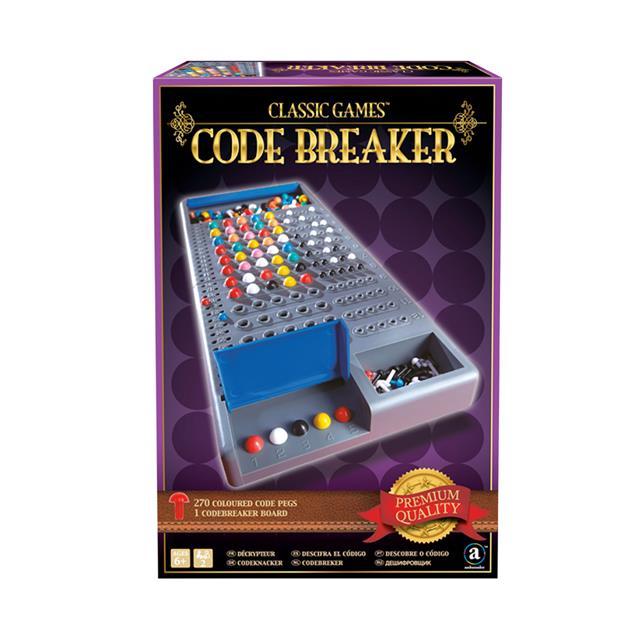 Code Breaker Classic Game