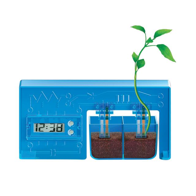 4M Green Science Eco-Engineering Water Powered Clock
