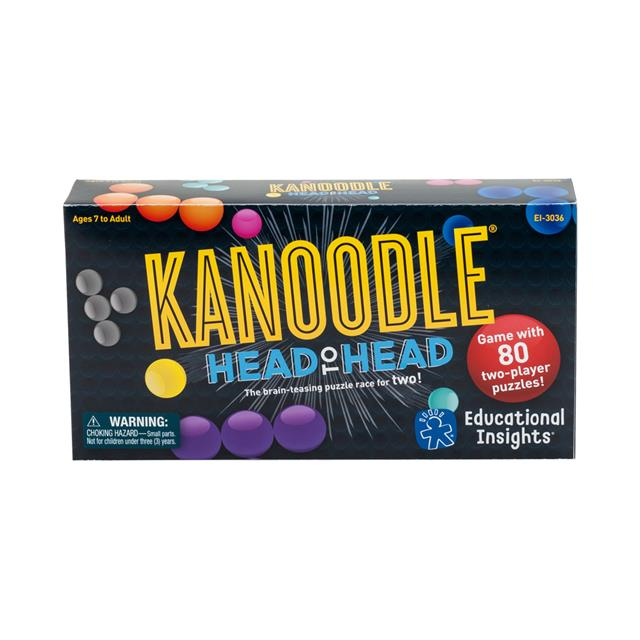 Kanoodle Extreme 3 Ways to Test Your Child's Reasoning Skills