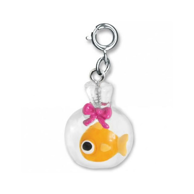 CHARM IT!  Lil' Goldfish Charm