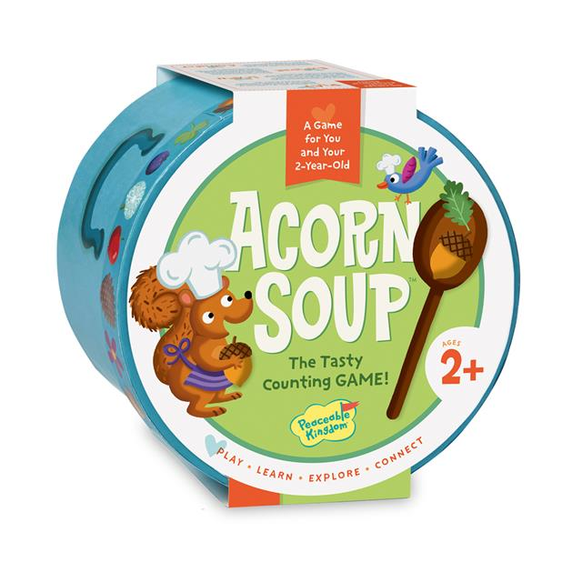 Acorn Soup: The Tasty Counting Game!