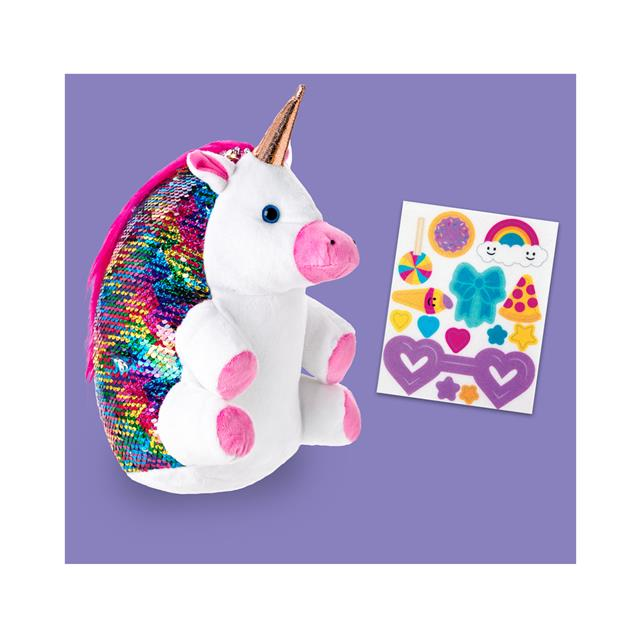 c8806e64f Creativity for Kids Sequin Pets: Sparkles the Unicorn