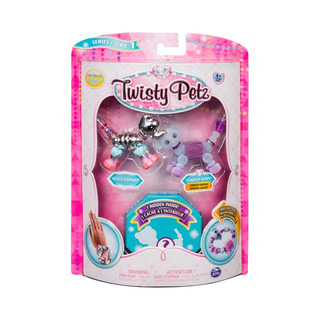 Twisty Petz Series 1 Three Pack