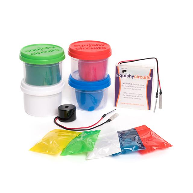 Squishy Circuits Standard Kit