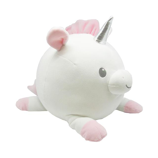 Cuddle Pal Round Huggable Unicorn