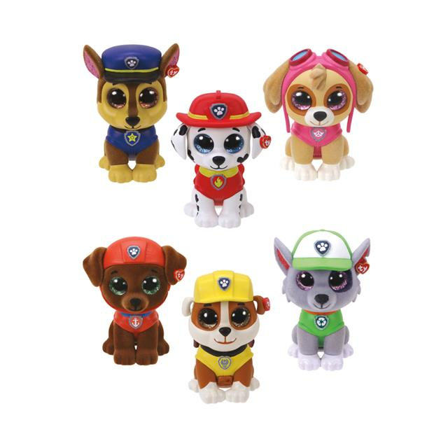 Ty Mini Boos Paw Patrol Collectible
