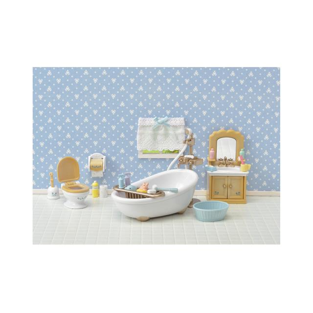 Calico Critters Country Bathroom Set - Calico critters bathroom