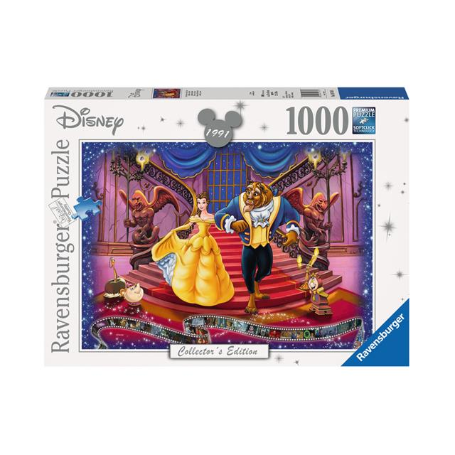 Ravensburger Disney's Beauty & The Beast 1000pc Collector's Edition