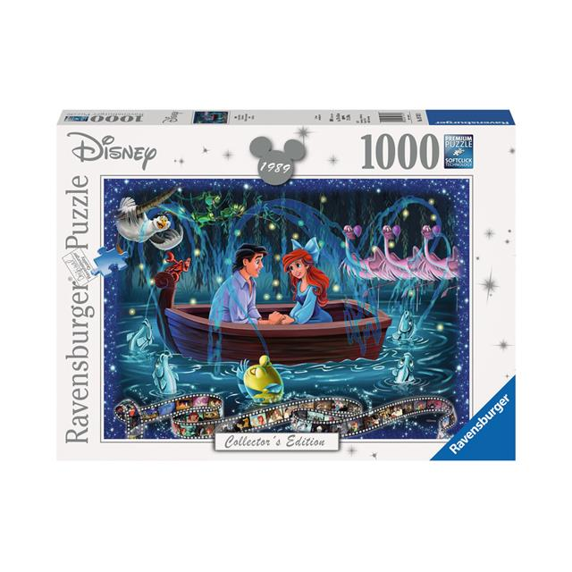Ravensburger Disney's The Little Mermaid 1000pc Collector's Edition