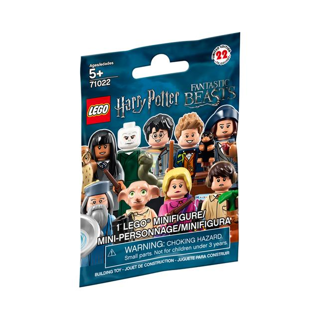 LEGO® Minifigures Harry Potter™ and Fantastic Beasts™