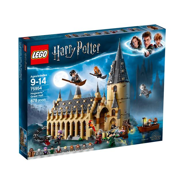 LEGO® Harry Potter™ Hogwarts™ Great Hall