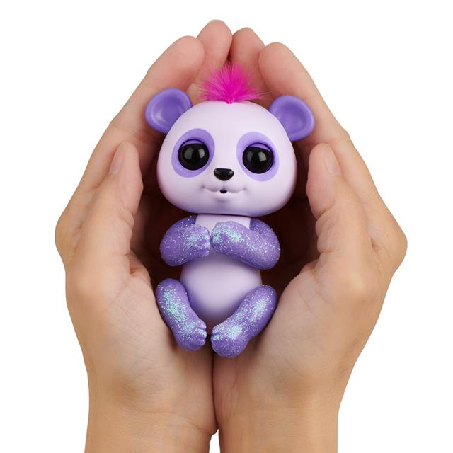 Fingerlings Glitter Baby Panda