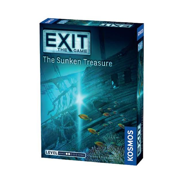 Kosmos Games EXIT: The Sunken Treasure
