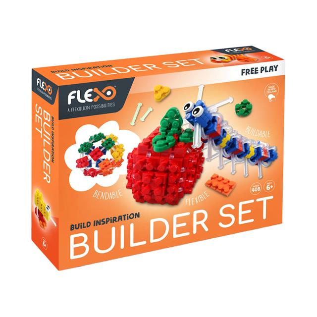 Flexo Free Play Builder Set