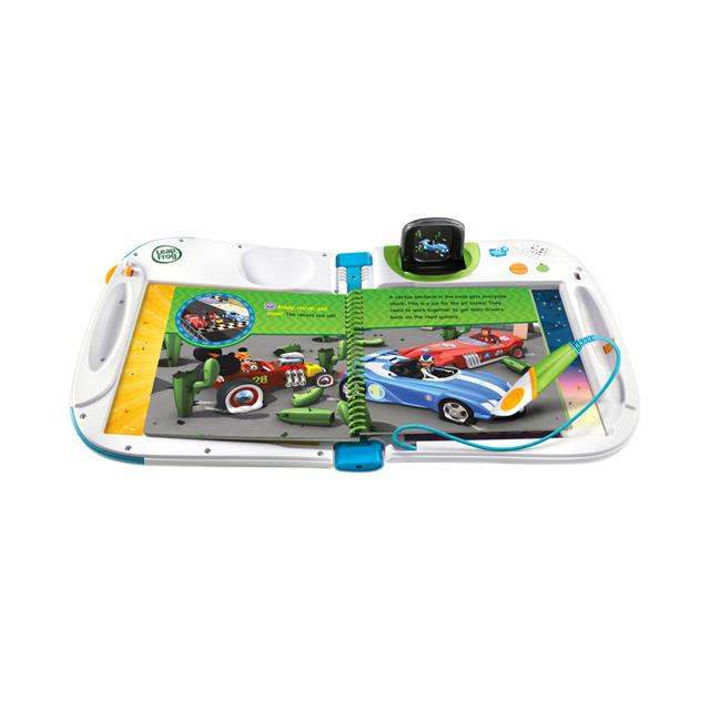 LeapFrog® LeapStart® 3D Preschool Level 1 Mickey and the Roadster Racers