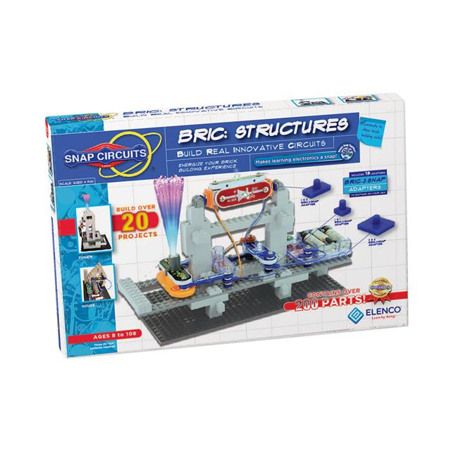 Snap Circuits BRIC: Structures