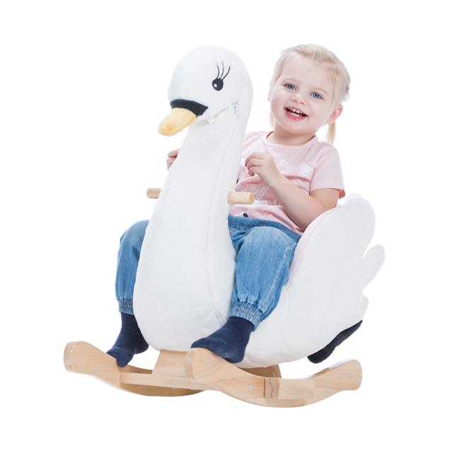 Little Rocker Swan