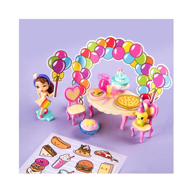 Party Popteenies Series 1 Party Surprise Box Playset
