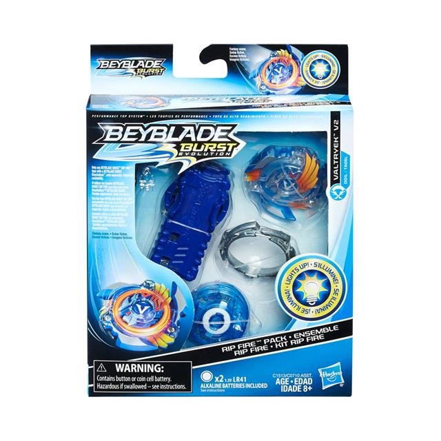 Beyblade Burst Rip Fire Pack