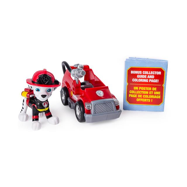 Paw Patrol Ultimate Rescue Mini Vehicle with Figure