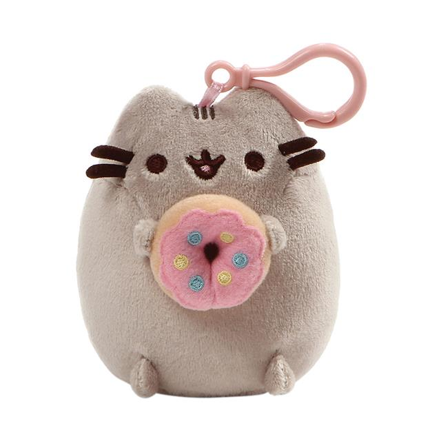 Gund Pusheen Donut Clip